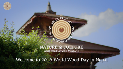2016 World Wood Day