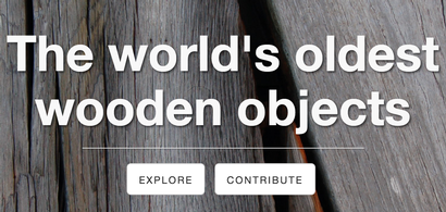 The world's oldest wooden objects